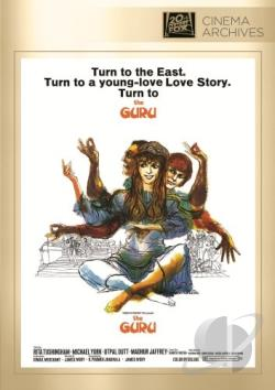 Guru DVD Cover Art