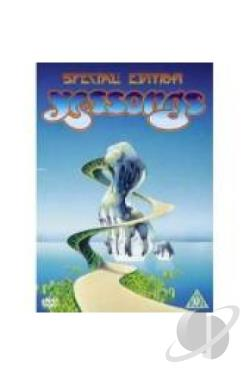 Yessongs-Special Edition DVD Cover Art