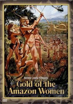 Gold Of The Amazon Women DVD Cover Art