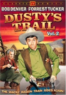 Dusty's Trail - Vol. 2 DVD Cover Art