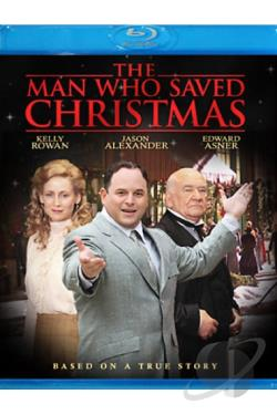 Man Who Saved Christmas BRAY Cover Art
