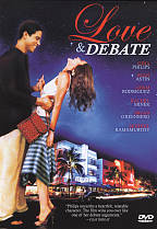 Love and Debate DVD Cover Art