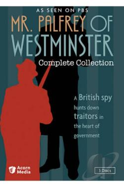 Mr. Palfrey of Westminster DVD Cover Art