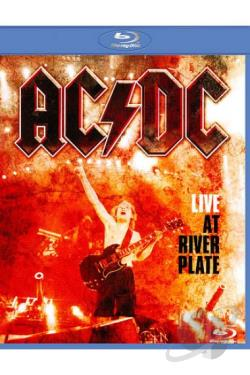 AC/DC: Live at River Plate BRAY Cover Art