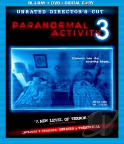 Paranormal Activity 3 BRAY Cover Art