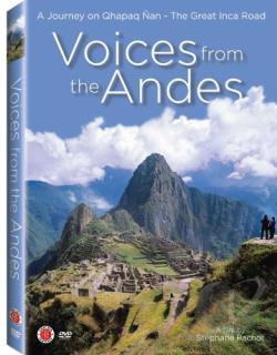 Voices from the Andes DVD Cover Art
