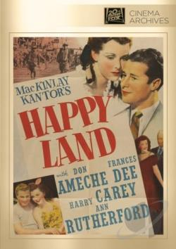 Happy Land DVD Cover Art