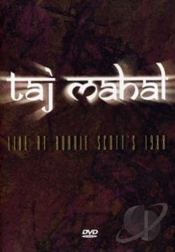 Taj Mahal - Live at Ronnie Scott's DVD Cover Art