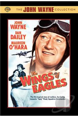 Wings of Eagles DVD Cover Art