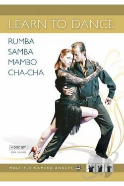 Learn to Dance - Rumba DVD Cover Art