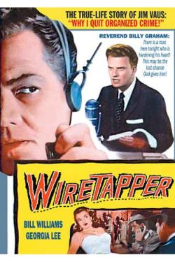 Wiretappers DVD Cover Art