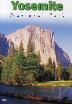 Yosemite National Park DVD Cover Art
