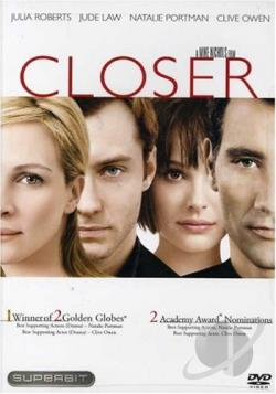 Closer DVD Cover Art