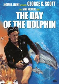 Day of the Dolphin DVD Cover Art