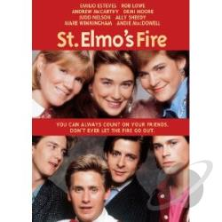 St. Elmo's Fire DVD Cover Art