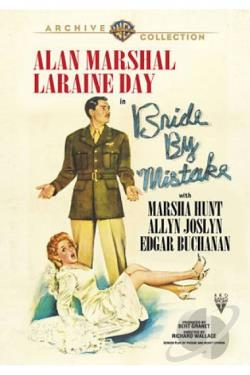 Bride by Mistake DVD Cover Art