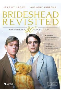 Brideshead Revisited DVD Cover Art