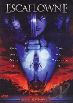 Escaflowne The Movie DVD Cover Art