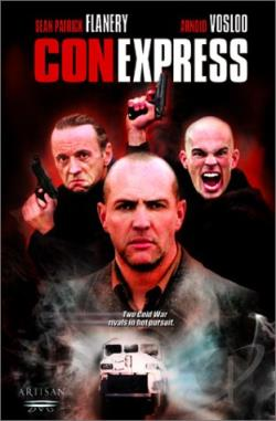 Con Express DVD Cover Art
