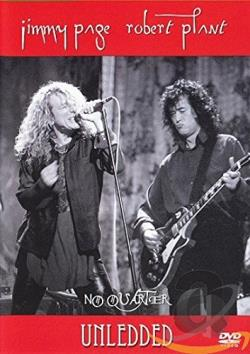Jimmy Page & Robert Plant: No Quarter (Unledded) DVD Cover Art
