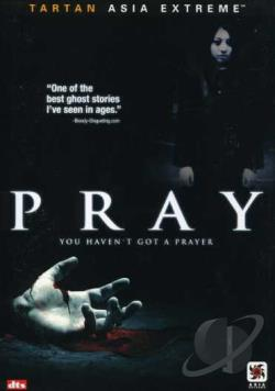 Pray DVD Cover Art