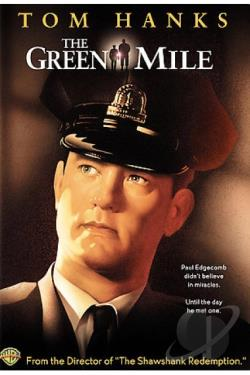 Green Mile DVD Cover Art