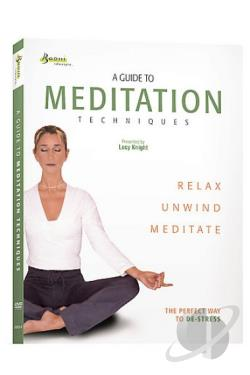 Guide to Meditation Techniques DVD Cover Art