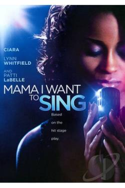 Mama I Want to Sing! DVD Cover Art