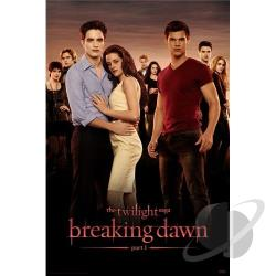 Twilight Saga: Breaking Dawn - Part 1 BRAY Cover Art