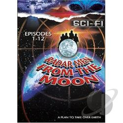 Great Sci - Fi Classics - Vol. 1 DVD Cover Art