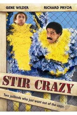 Stir Crazy DVD Cover Art