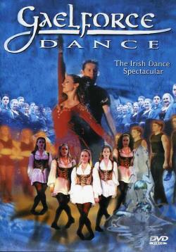 Gaelforce Dance: The Irish Dance Spectacular DVD Cover Art