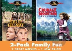 True Heart/Courage Mountain DVD Cover Art