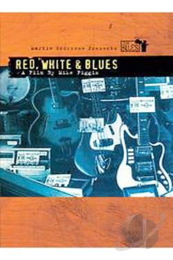Red, White And Blues DVD Cover Art