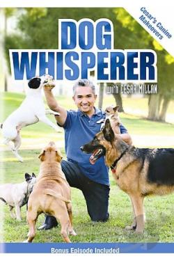 Dog Whisperer with Cesar Millan: Cesar's Canine Makeovers DVD Cover Art