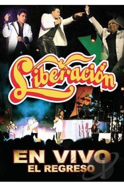 Liberacion - En Vivo El Regreso DVD Cover Art