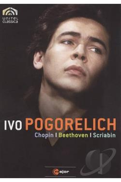 Ivo Pogorelich: Beethoven/Chopin/Scriabin DVD Cover Art