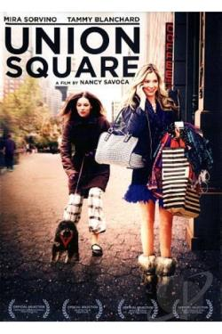 Union Square DVD Cover Art