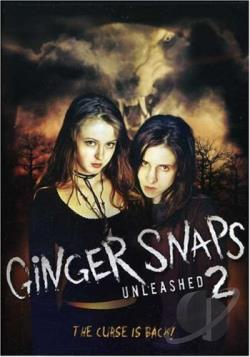Ginger Snaps 2 : Unleashed DVD Cover Art