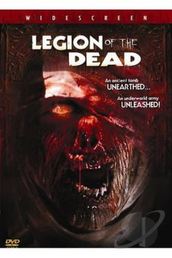 Legion of the Dead DVD Cover Art