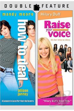 Raise Your Voice/How To Deal DVD Cover Art