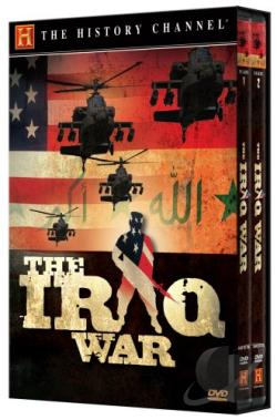 Iraq War DVD Cover Art