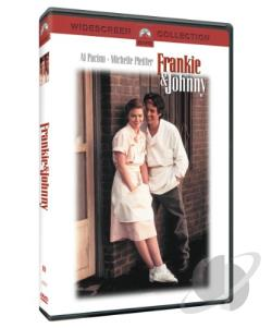 Frankie and Johnny DVD Cover Art