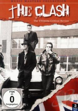 Clash: Music Masters Collection DVD Cover Art
