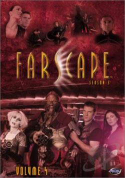 Farscape - Season 3: Vol. 4 DVD Cover Art