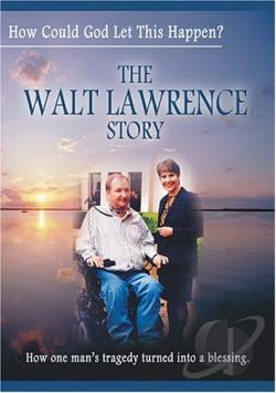 Walt Lawrence Story DVD Cover Art