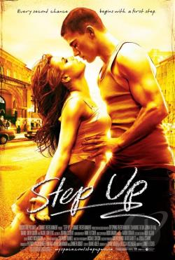 Step Up DVD Cover Art
