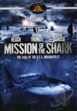 Mission Of The Shark DVD Cover Art