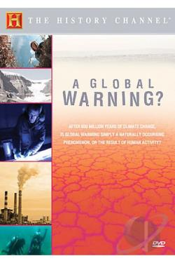 Global Warning? DVD Cover Art