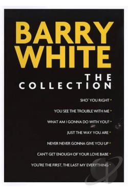 Barry White - The Collection DVD Cover Art